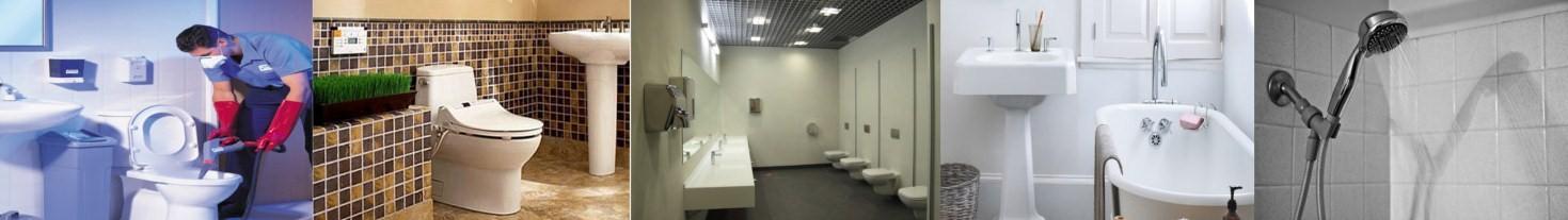 Sanitariniai, WC valikliai