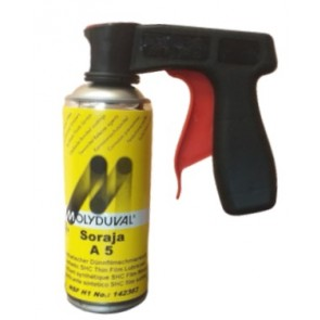 Profesionāls aerosola adapteris